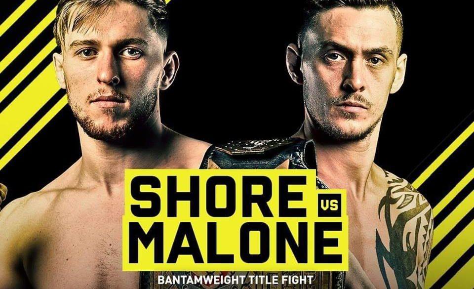 Scott Malone gets bantamweight title shot at Cage Warriors
