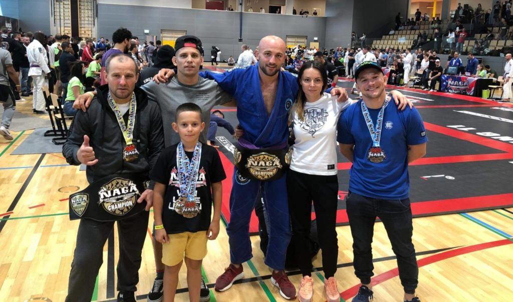 Results at NAGA Luxembourg Grappling Championships