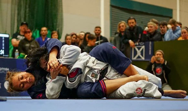The BJJ Level II course will be held in January