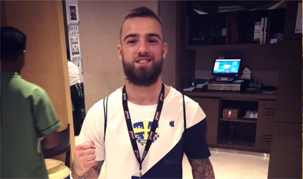 Victory for Nermin Mehmedagić in the MMA World Championships
