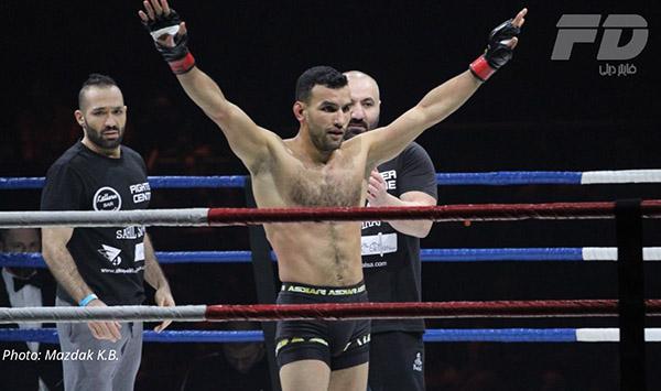 KO-Victory for Sahil Siraj at AKFC 3!