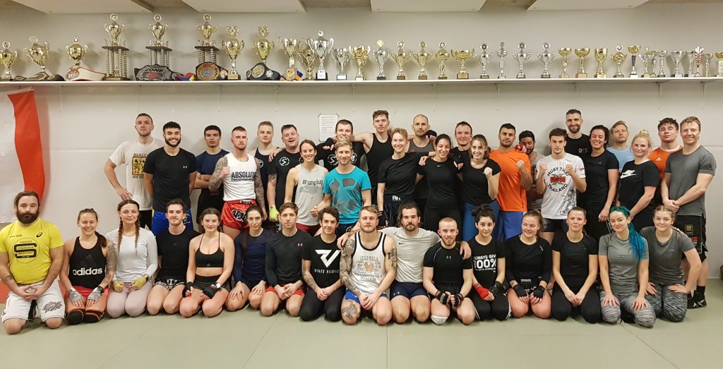 Shooters MMA Dutch Course 2020